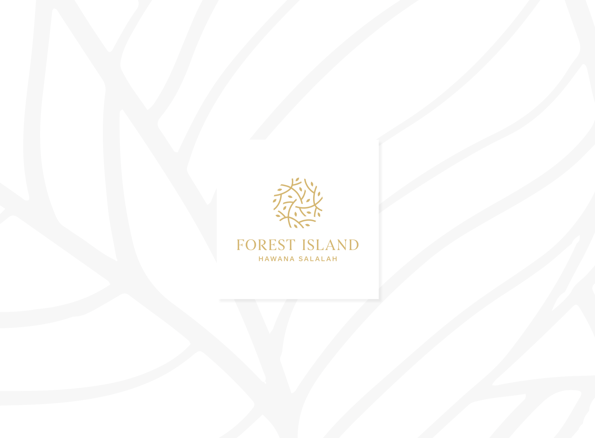 Forest Island brochure