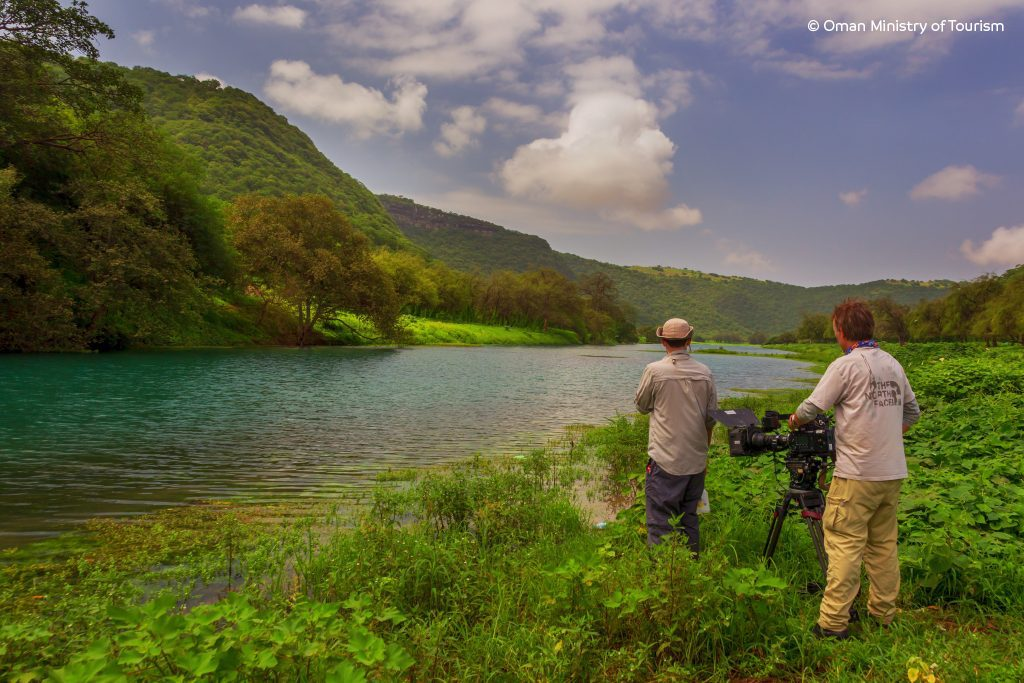 Top 5 Places to go in Salalah during Khareef